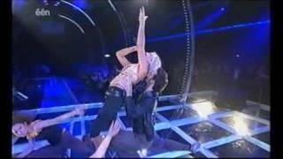 Eurosong 2006 (4/4 ): The winner Kate Ryan