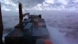 Редкое явление в море