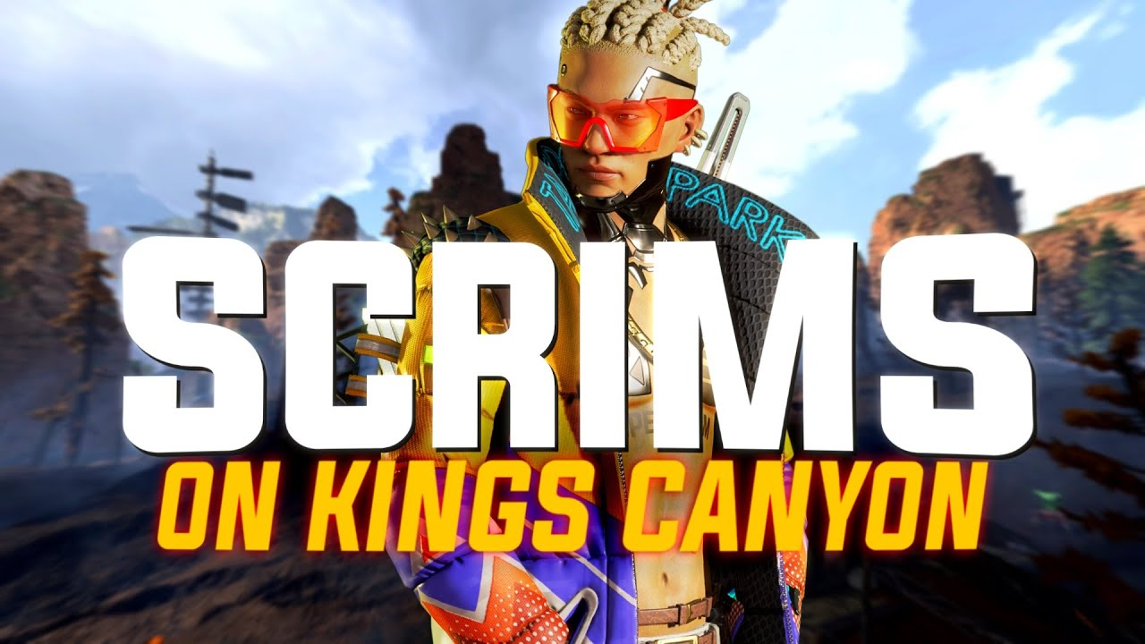 Kings Canyon scrims are COMPLETELY different! - TSM Reps