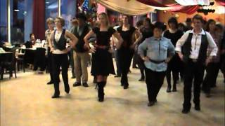 CELTIC ANGEL line dance Magali Chabret