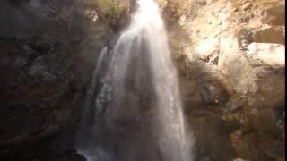 赤滝(岸田川支流三倉谷)