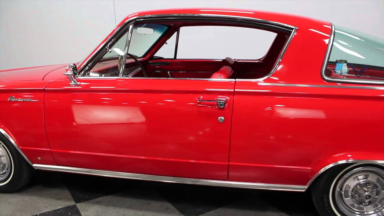 2411 CHA 1964 Plymouth Barracuda
