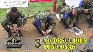 Cap. 3 - Se Robaron Un Celular (Axeltherap En El Ejército Serie - Documental) YouTube Videos