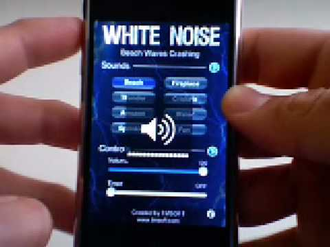 White Noise iPhone App Review