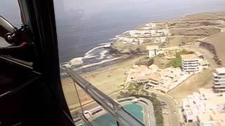 Pipistrel Flying  over Peruvian coast with my friend Fernando.