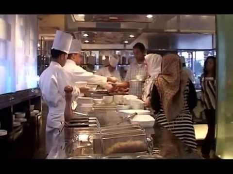 Semiramis Intercontinental Night And Day Restaurant Part 1