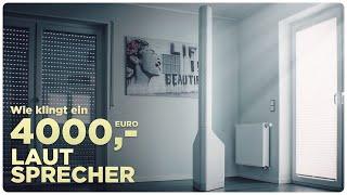 Wie klingt ein 4000 Euro Lautsprecher? | MAUI P900 LD Systems