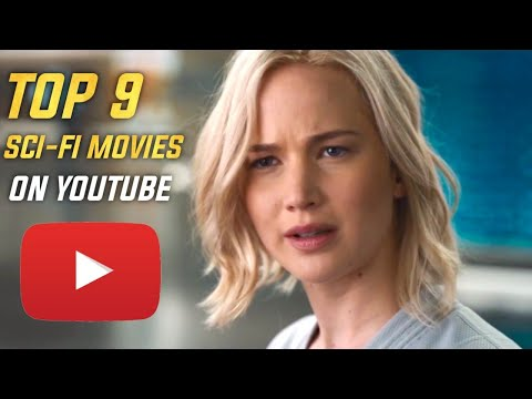 Top 9 Hollywood Sci-fi Movies Available On YouTube |Hindi|