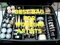 Makeup Artist Series | #12 | Best Bag For Working Artists | Mandy Davis MUA