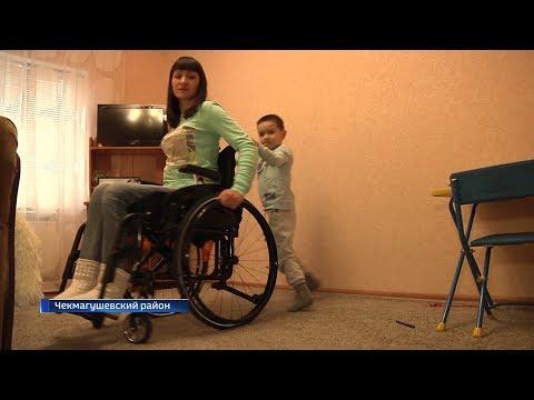 Жительница Чекмагуша стала инвалидом из-за врачебной ошибки во время родов