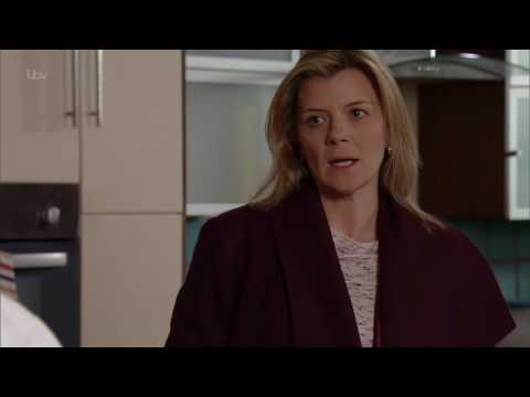 Leanne Tells Simon About the Birth Certificate - Coronation Street