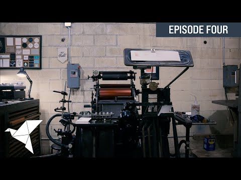 The 961 Collective - Printing Press - Ep. 4