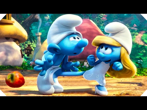 Thumbnail: Smurfѕ - ALL Trailers Compilation ! (Animation, 2017)