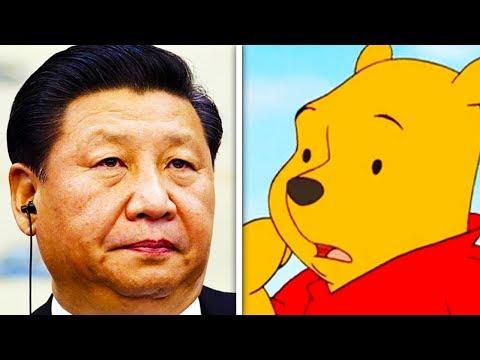 Why China Hates Winnie The Pooh