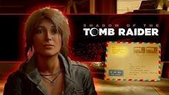 Das unveröffentlichte Ende von Shadow of the Tomb Raider
