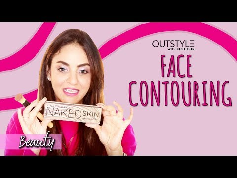 Shift The Shape Of Your Face | Nadia Khan Teaches Some Amazing Contouring Tips | OutStyle.com