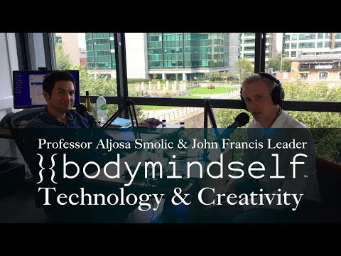 #8 – Technology & Creativity with Professor Aljosa Smolic &
