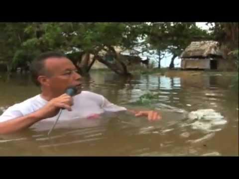 Inundación en Minatitlan Veracruz - YouTube