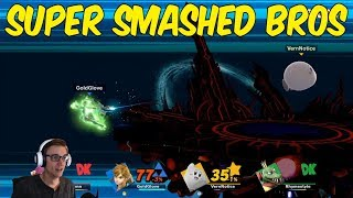 Super Smashed Bros