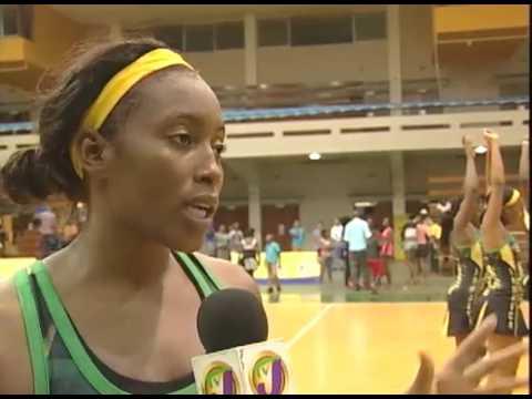 Sunshine Girls Tie Vs Barbados - TVJ Prime Time Sports - May 20 2017