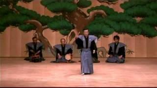宝生流舞囃子「高砂」