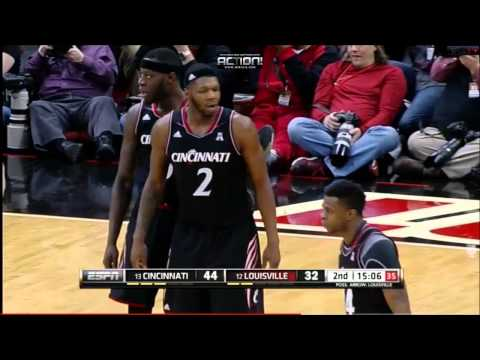 Cincinnati v Louisville: Charge, Technical Foul, and Coach Behavior