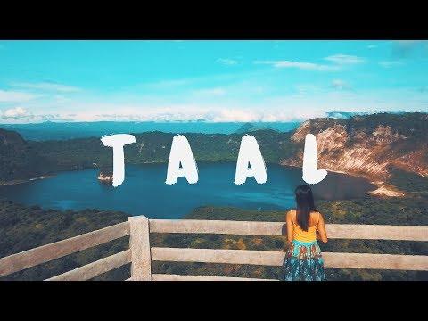Exploring Taal Lake and Volcano (Tagaytay and Batangas, Philippines)
