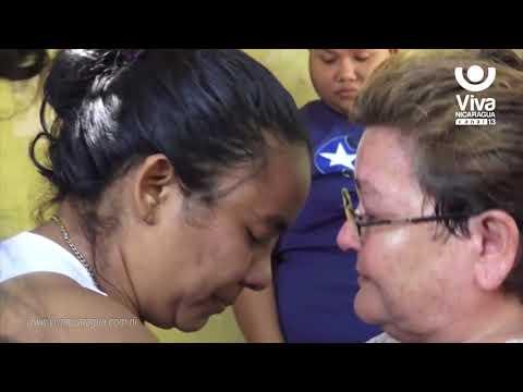Zoila Vargas es dada de alta por autoridades del Hospital Espa�a de Chinandega