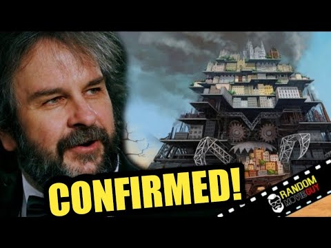 Peter Jackson's MORTAL ENGINES! WHAT YOU NEED TO KNOW!