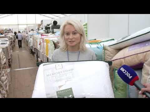 На специальной ярмарке Ивановского текстиля может не хватить рук, чтобы унести все покупки