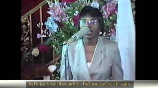 87th General Assembly - Jewell Dominion (Trouble Don