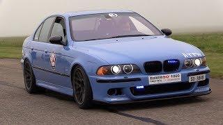 BMW M5 E39 V8 w/ Supersprint Exhaust! BRUTAL EXHAUST SOUNDS!