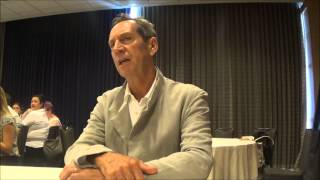 The Strain Q&A with Jonathan Hyde (SDCC 2015)