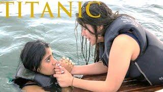 TITANIC EN LA VIDA REAL | LOS POLINESIOS VLOGS