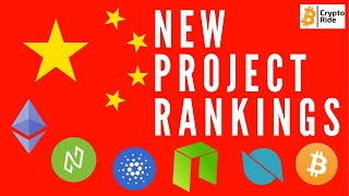 China and Blockchain- Top Ranking Altcoins Right NOW