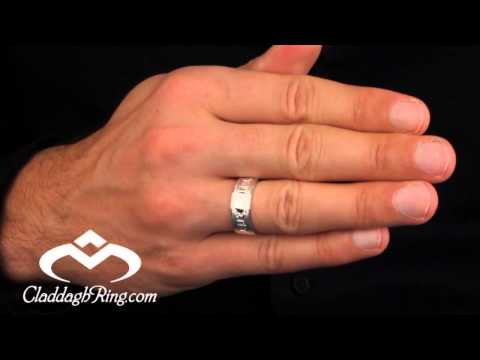 Claddagh Ring Wed263 By Claddaghring Com