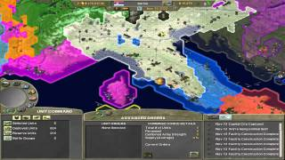 Supreme Ruler 2020 - Kingdom of Serbia - Part 19 - Battle of Italy