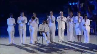 Мухаммед Али на открытии Олимпийских Игр в Лондоне 2012(Muhammad Ali At The Opening Ceremony - London 2012 Olympic Games. Мухаммед Али и Дэвид Бекхэм примут участие в церемонии открытия Игр..., 2016-06-12T03:09:13.000Z)