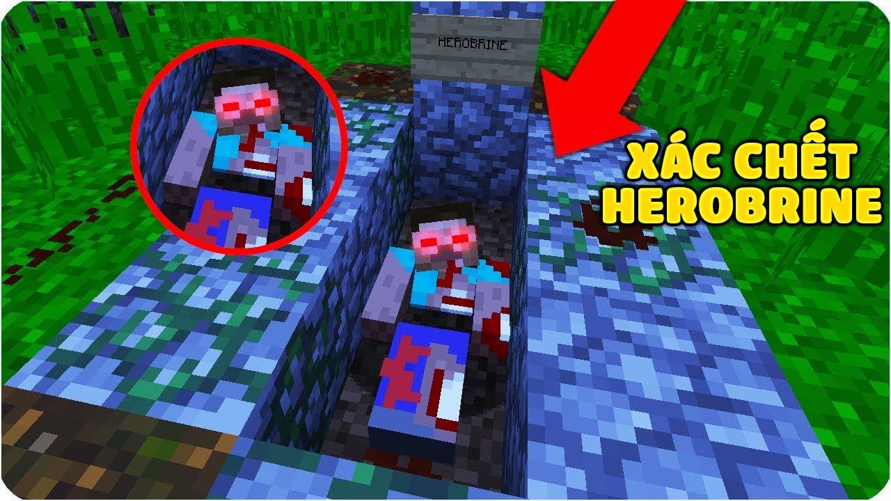 Jeff The Killerexe Roblox - Mình đã Tìm được Xác Chết Của Herobrineexe Trong Minecraft