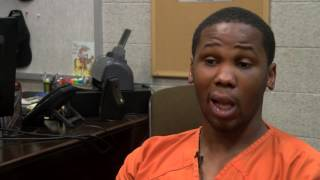 FULL INTERVIEW with Anthony Burrus inside Henderson County Jail