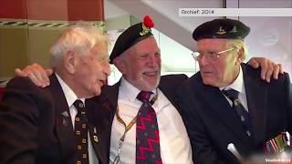 Bevrijder van Eindhoven Denys Hunter overleden