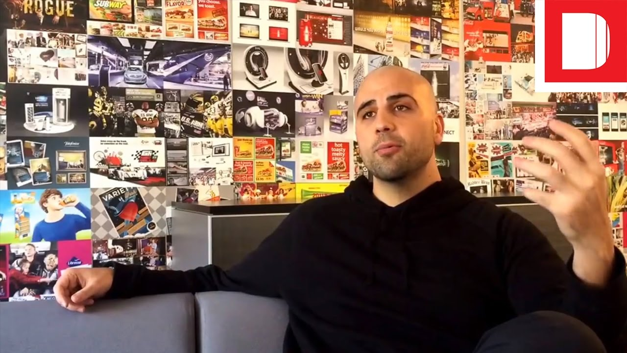 Omid Farhang | What Does It Take To Be A Great Creative? - YouTube Thumbnail