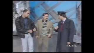 Aldo, Giovanni e Giacomo esordio Ajeje Brazorf 1992