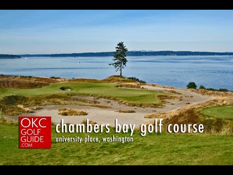 Chambers Bay Golf Course | US Open Course | University Place, Washington | OKCgolfguide.com