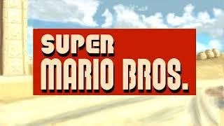 Super Mario Maker 2 - SMB1 Desert Theme - Orchestral Remix