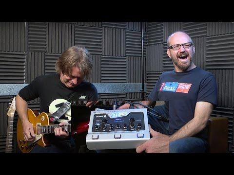That Pedal Show – Thomas Blug & BluGuitar AMP1. 100-watt pedal-sized amp? Yep...