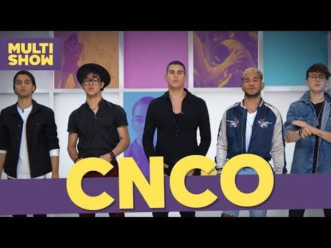 CNCO | TVZ Ao Vivo | Música Multishow