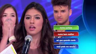 Download Video Gustavo Daneluz - Programa Silvio Santos 15.11.15 Não Erre a Letra (Parte 2) MP3 3GP MP4