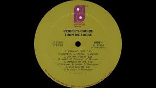 Philly funk band People's Choice was formed by keyboardist and voca...