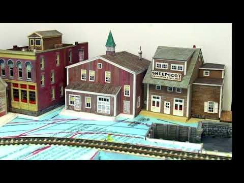 Building the Sea Port Display